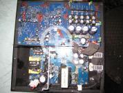 ремонт акустической системы Logitech Z906