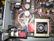 ремонт AV-ресивера Yamaha RX-V659
