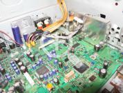 ремонт автомагнитолы Panasonic CQ-TX5500W