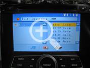 ремонт магнитолы Witson W2-M259 Hyundai Sonata