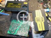 ремонт блоков питания Green GP650A-UK 80Plus Gold