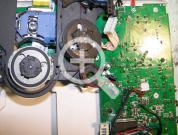 ремонт DVD плеера Ergo TF-DVD7880TV