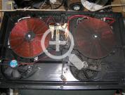 ремонт индукционной плиты Hilton DKI 3387
