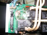ремонт однофазних стабілізаторів мережі Елекс Гібрид У 9-1-40 v2.0