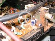 ремонт відеотехніки Orion TV / DVD-1432
