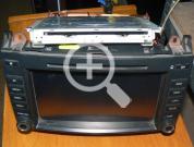 ремонт автомагнитолы FlyAudio E8053NAVI Mercedes-Benz Vito