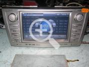 ремонт автомагнитолы PMS TCA-700 Toyota Camry