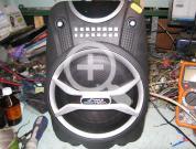 ремонт акустики Pyle PWMA 210BK Boom Rock