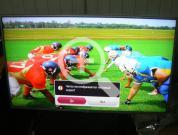 замена матрицы телевизора LG 47LB570V