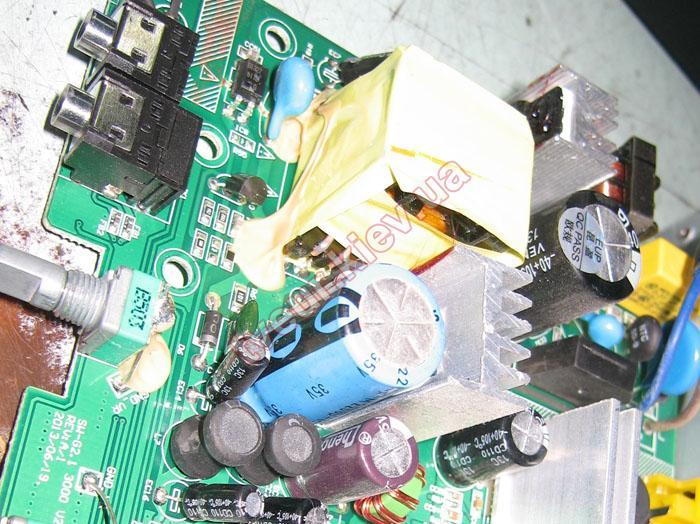 ремонт акустики Genius SW-G2.1 3000