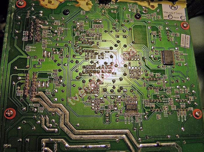 ремонт акустики Altec Lansing MX-5021 THX