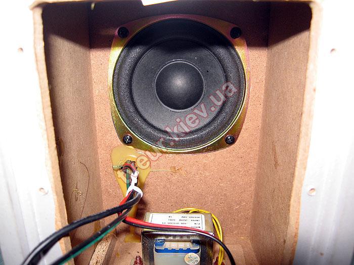 ремонт акустической системы F&D SPS-830B