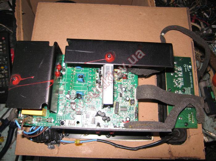 ремонт колонки Logitech Z-623 2.1