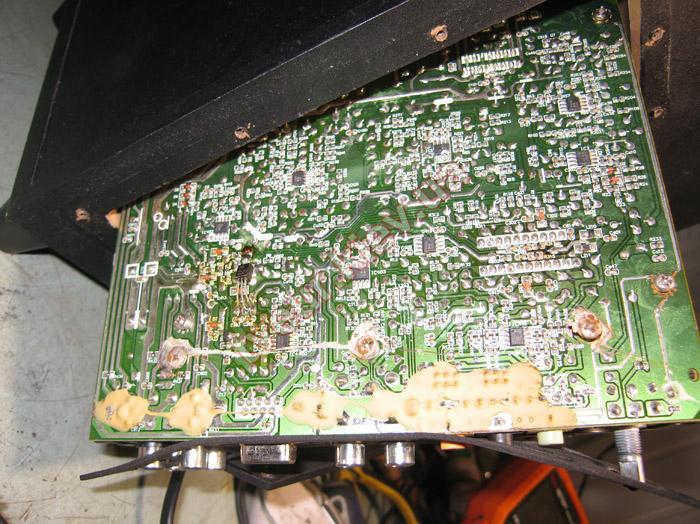 ремонт акустической системы Logitech Z506