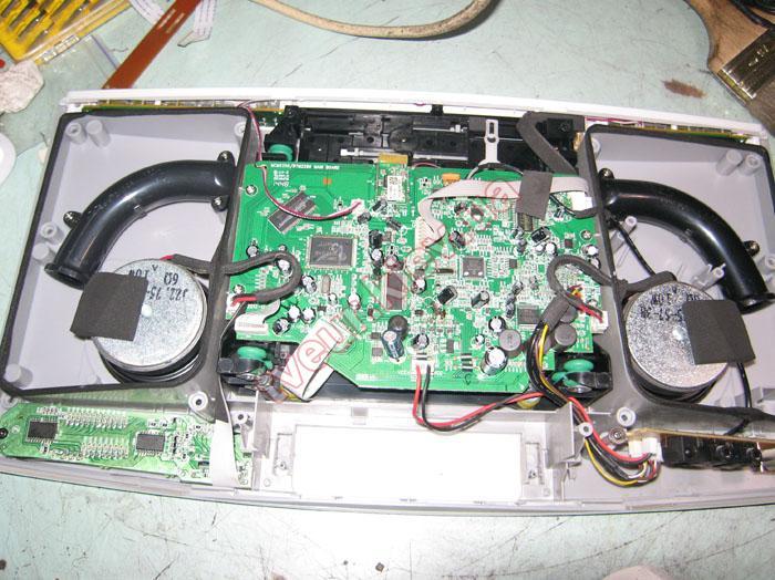 ремонт акустики Philips BTM2280/12