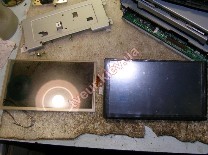 ремонт сенсора автомагнитолы