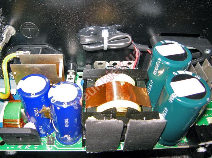 ремонт профессиональной акустики