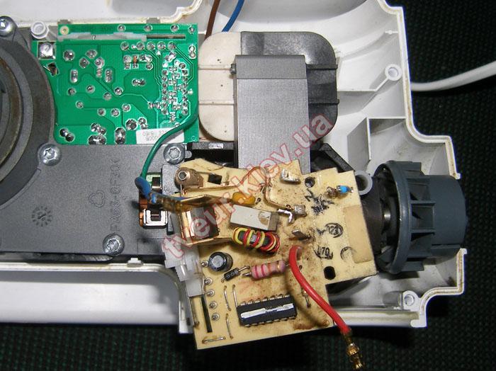 ремонт кухонного комбайна Bosch MUM4855