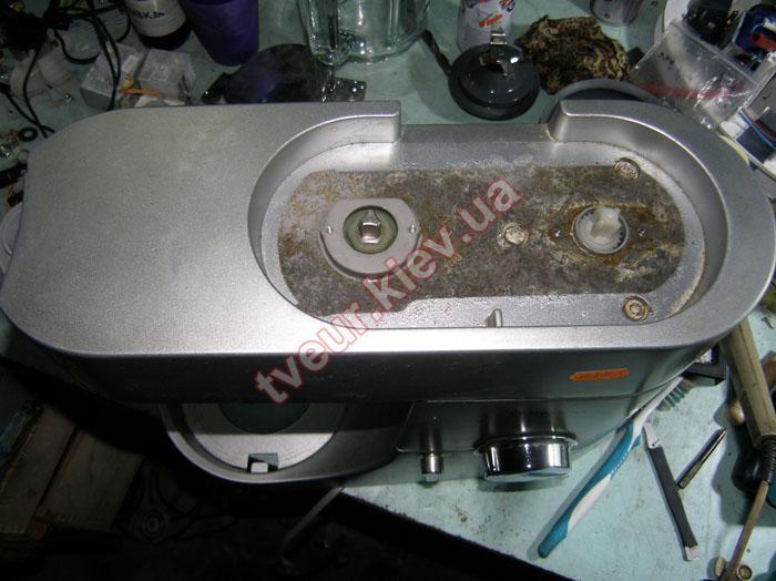 ремонт кухонного комбайна Kenwood KM010 CHEF