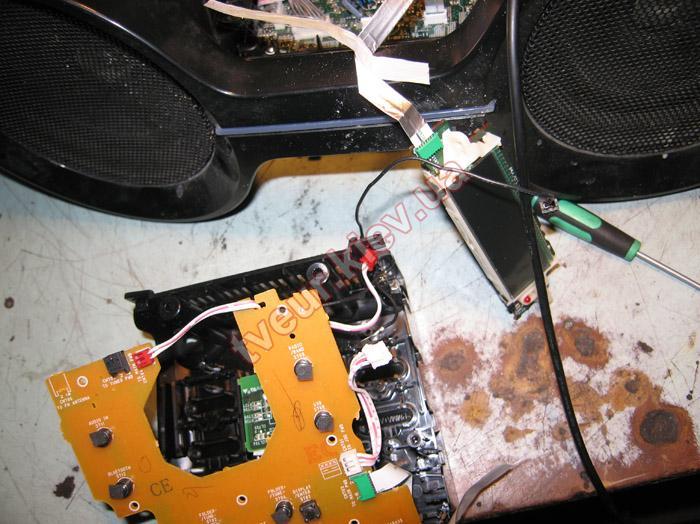 ремонт магнитолы Sony ZS-BTY52