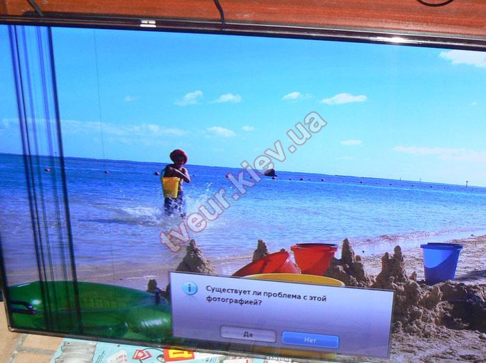 ремонт матрицы телевизора Samsung