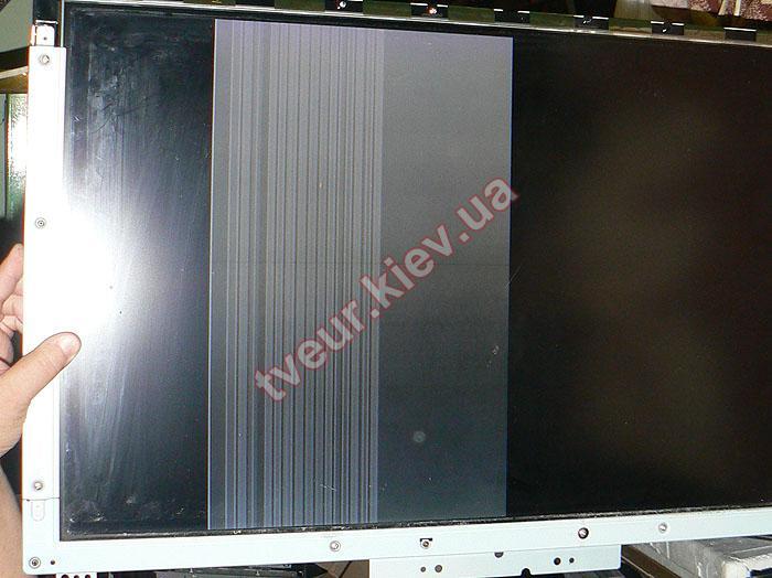 ремонт матрицы телевизора Sharp LC-32S7E-BK