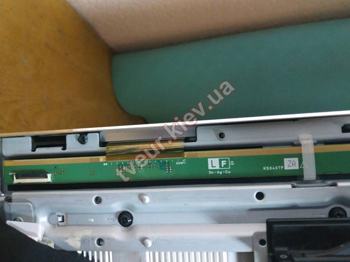 ремонт матрицы телевизора Sharp LC-70LE857E