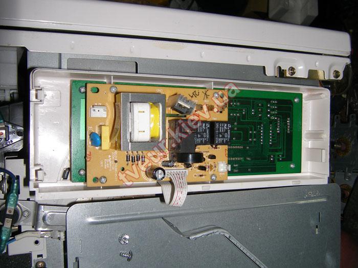 ремонт Hyundai H-MW1017