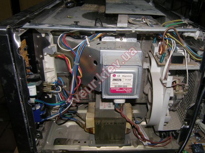 ремонт микроволновки Хюндай