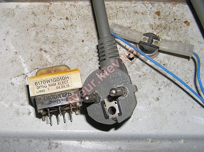 ремонт микроволновой печи после скачка напряжения