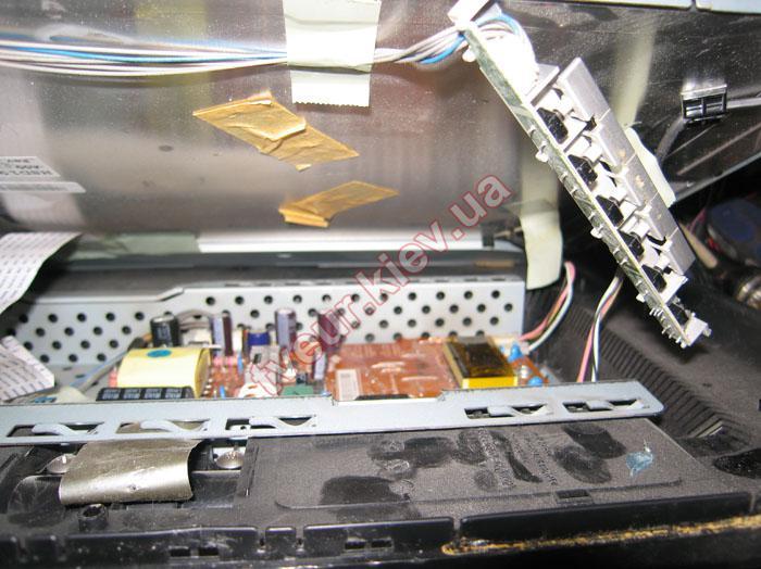 ремонт монитора LG W1942S