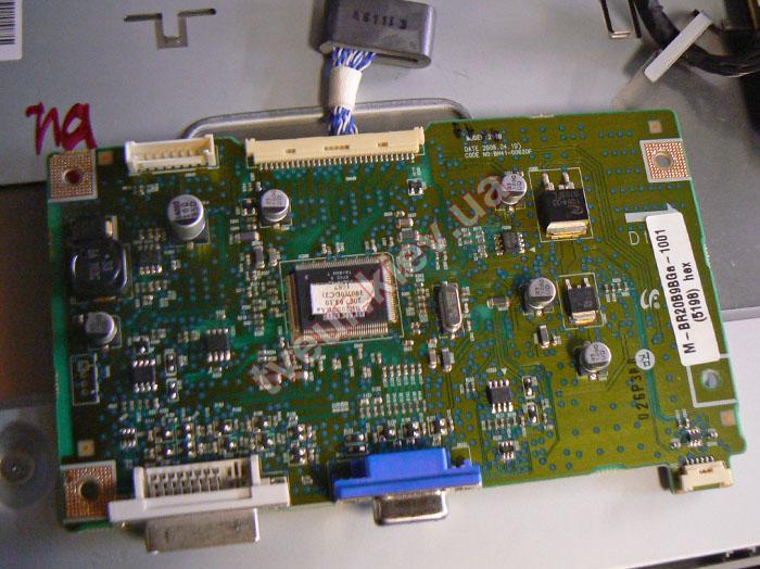 ремонт монитора Samsung 204B LS20BRDESQ
