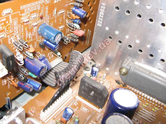 ремонт музыкального центра Panasonic SA-PM39D