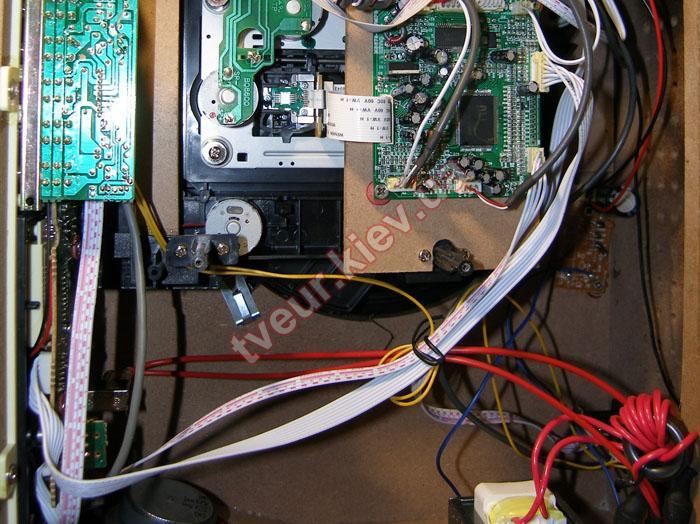 ремонт музыкальных центров Sencor STT-016