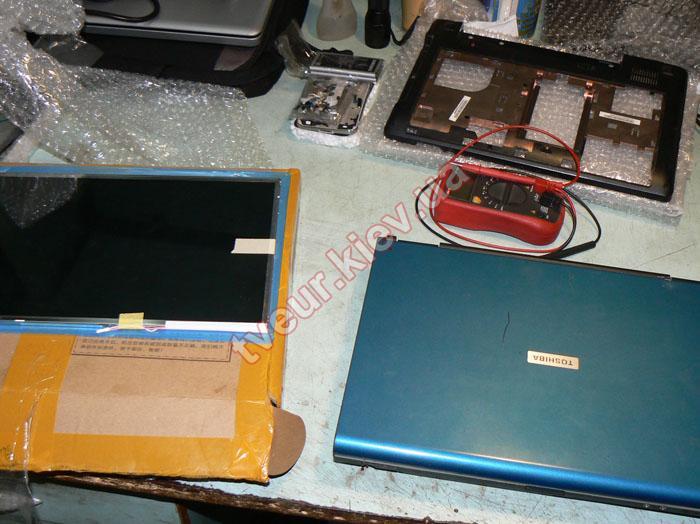 ремонт ноутбука Toshiba Satellite M55-S325