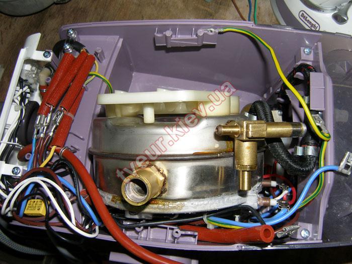 ремонт утюга Delonghi VVX 1660 DUALVAP