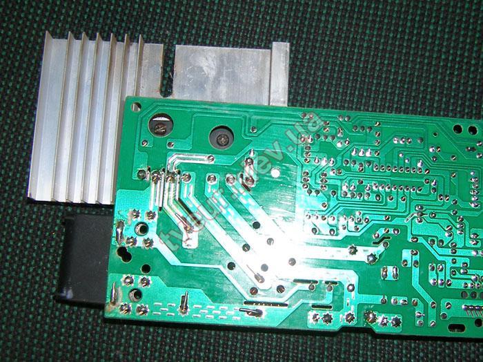 ремонт индукционной плиты Valore VHB-CI-2-2.0