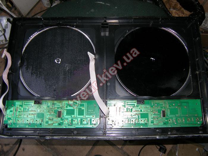 ремонт индукционной плиты Valore