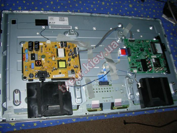 ремонт подсветки телевизора LG 32LB570V