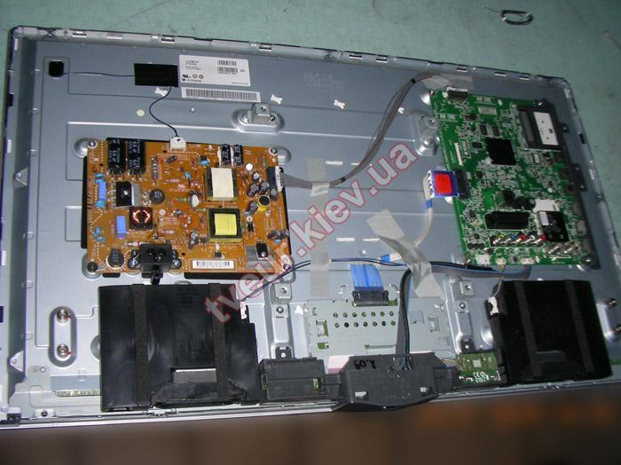 ремонт подсветки телевизора LG 32LB582V