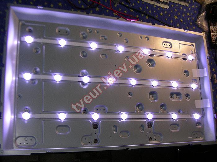 ремонт подсветки телевизора LG 32LN541V