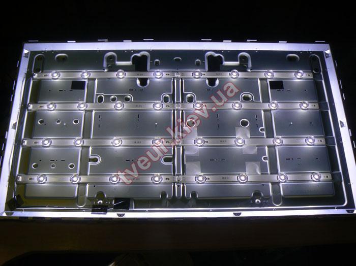 ремонт подсветки LG 42