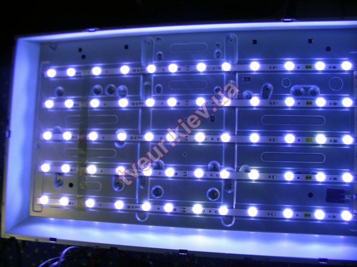 ремонт подсветки телевизора Samsung UE40EH6037