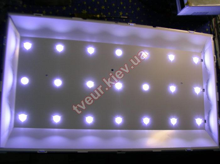 ремонт подсветки в телевизоре LG 32LN575U