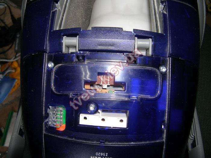 ремонт пылесоса Electrolux Z 5620 Oxygen