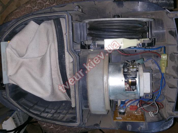 ремонт пылесоса LG V-C5A43SD