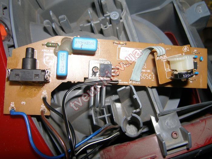 ремонт Philips FC 8615/10
