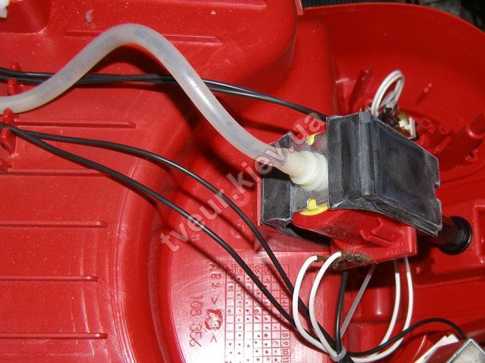ремонт пылесоса Thomas Twin TT Parquet Aquafilter