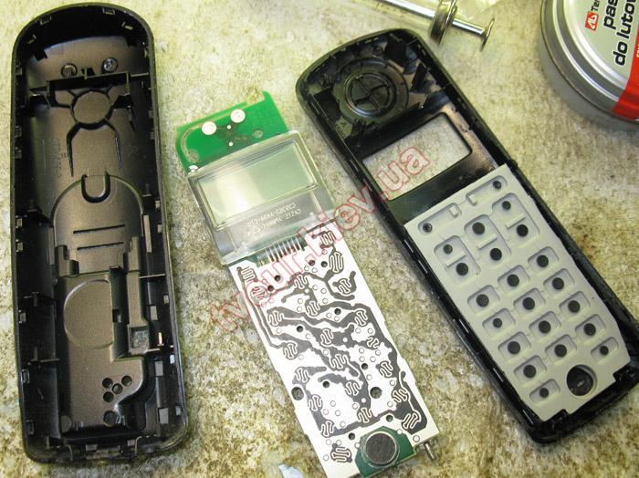 ремонт радиотелефона Siemens Gigaset AL145