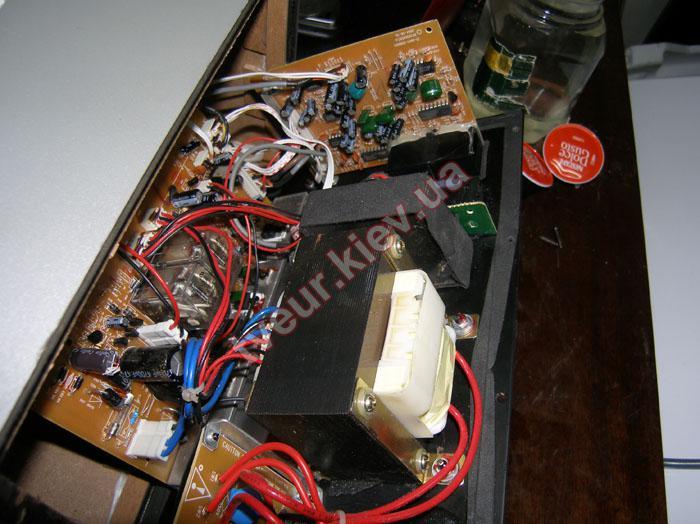 ремонт акустических систем Gemix HT-3020 Silver
